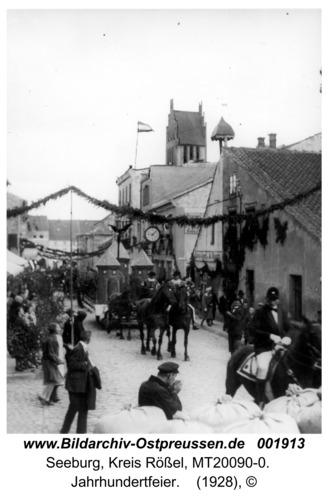 Seeburg, Jahrhundertfeier