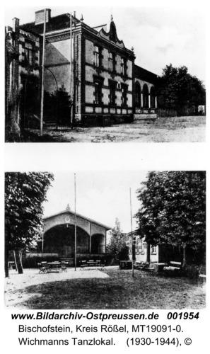Bischofstein, Wichmanns Tanzlokal