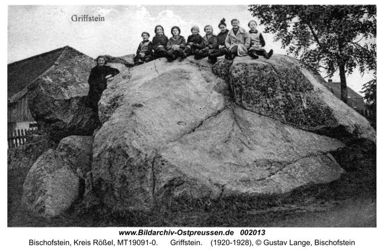 Bischofstein, Griffstein