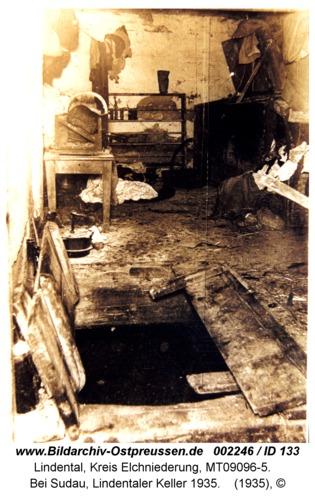Lindental, Bei Sudau, Lindentaler Keller 1935