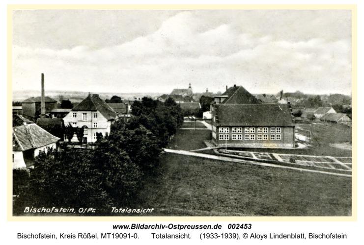 Bischofstein, Totalansicht