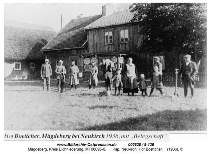 Mägdeberg, Ksp. Neukirch, Hof Boettcher