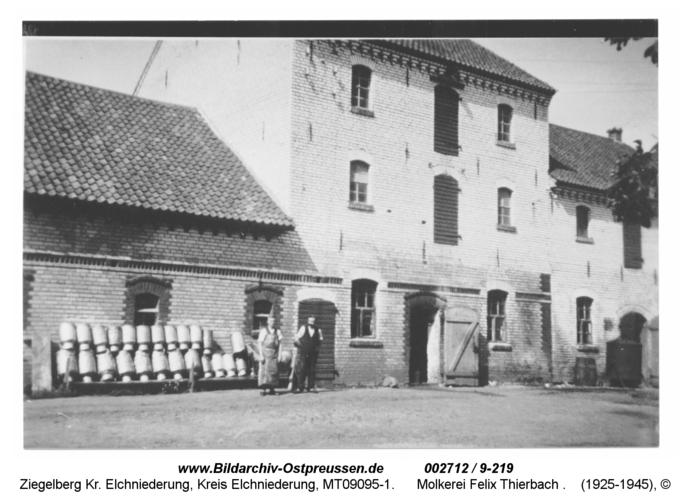Ziegelberg, Molkerei Felix Thierbach