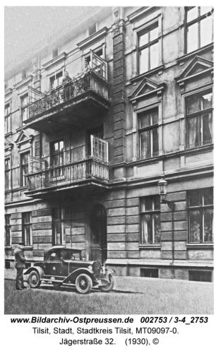 Tilsit, Jägerstraße 32