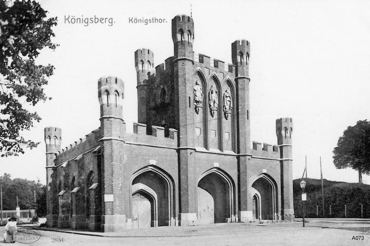 Königsberg, Königstor