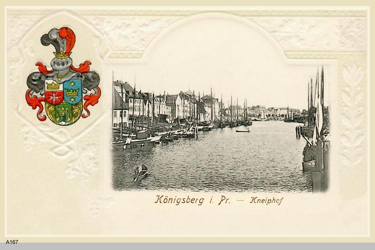 Königsberg, Kneiphof