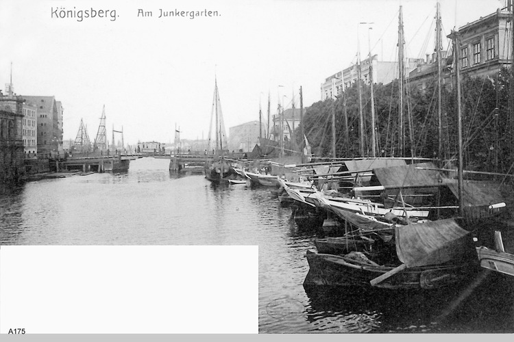 Königsberg, Am Junkergarten