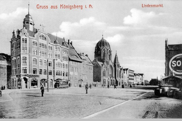 Königsberg, Lindenmarkt