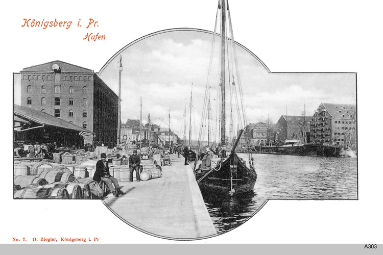 Königsberg, Innenhafen