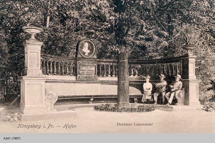 Königsberg, Luisen-Denkmal