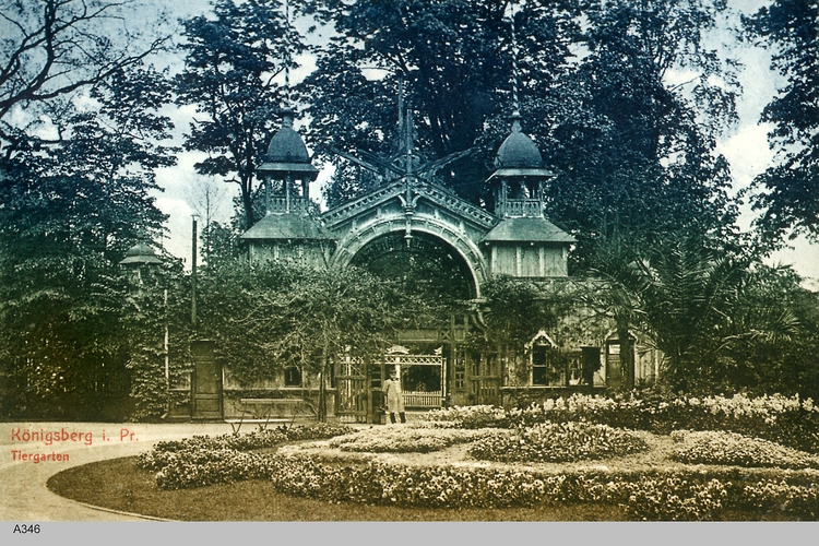 Königsberg, Tiergarten