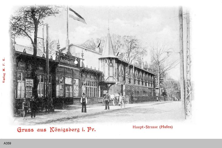 Königsberg, Mittelhufen, Julchenthal