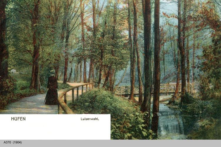 Königsberg, Luisenwahl