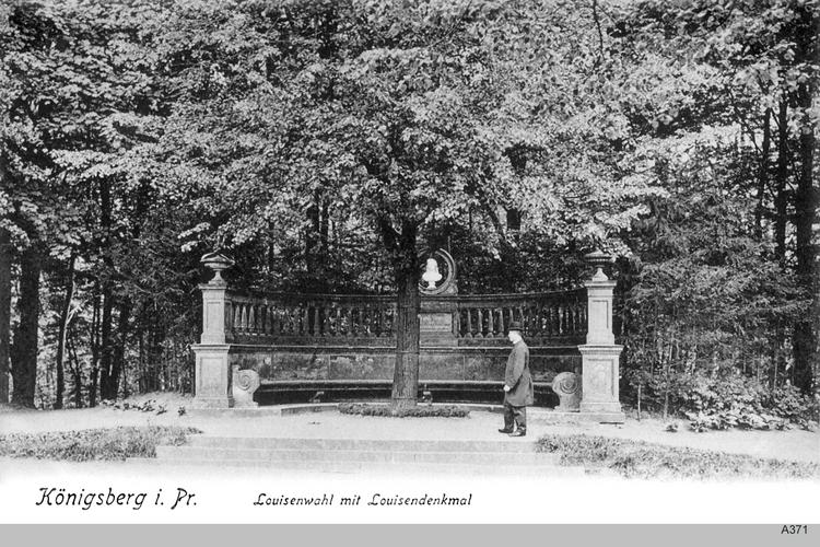 Königsberg, Louisendenkmal