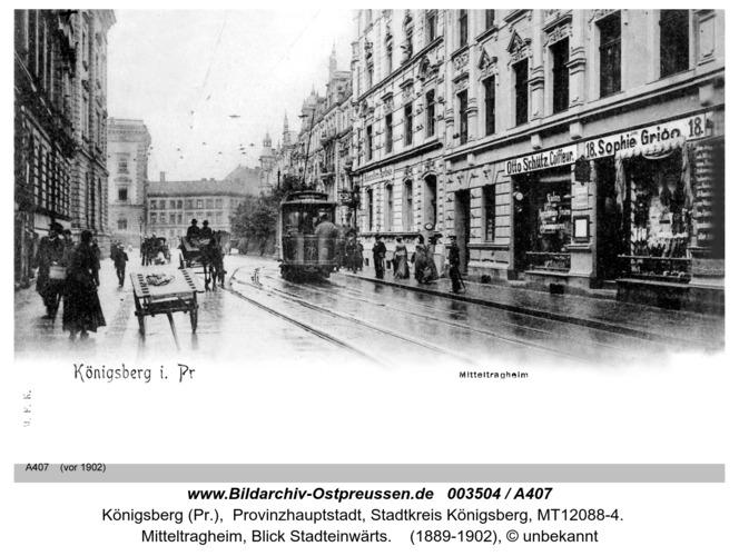 Königsberg, Mitteltragheim