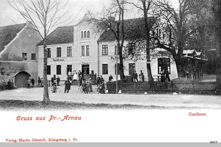 Arnau, Gasthaus