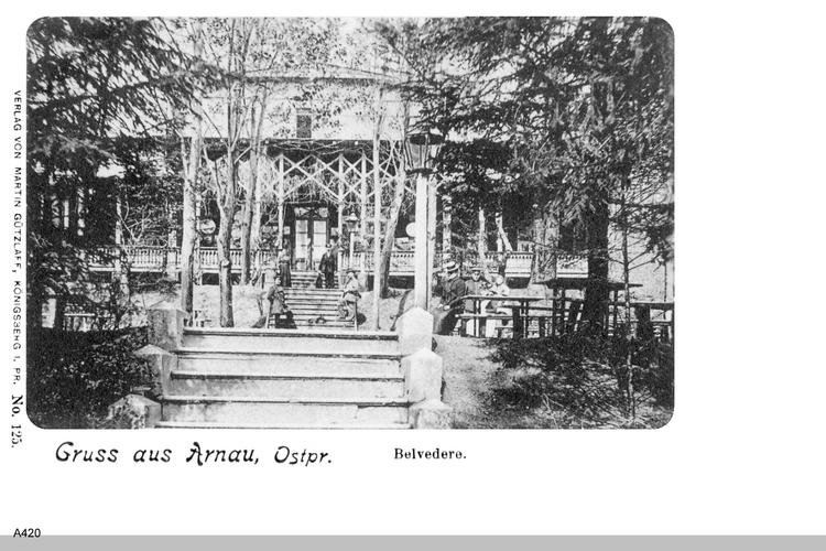 Arnau, Belvedere