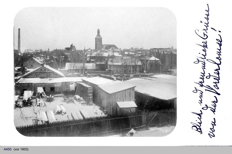 Königsberg, Vorder Lomse