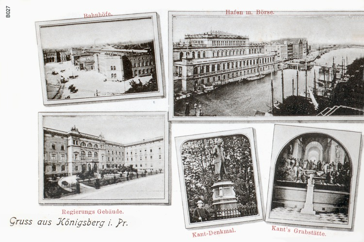 Königsberg, Sehenswürdigkeiten
