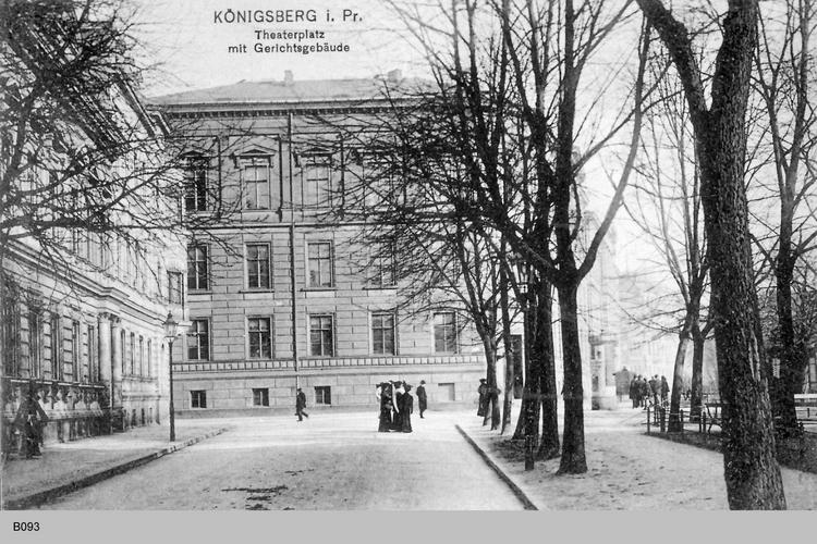 Königsberg, Amtsgericht