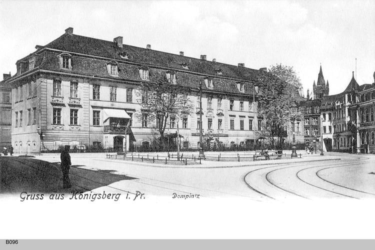 Königsberg, Reichsbank