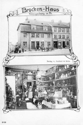 Königsberg, Brockenhaus