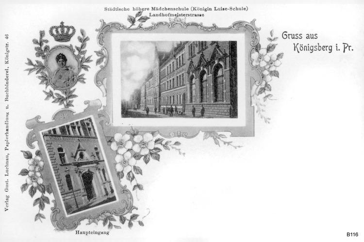 Königsberg, Königin-Luisen-Schule