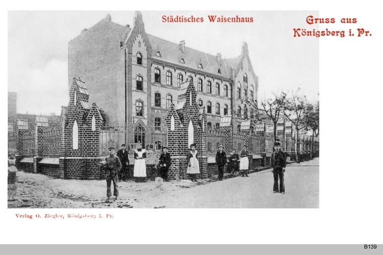 Königsberg, Städtisches Waisenhaus