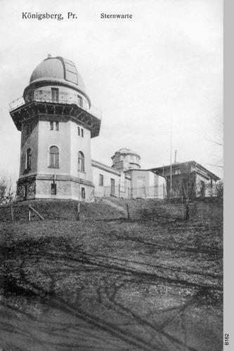 Königsberg, Sternwarte