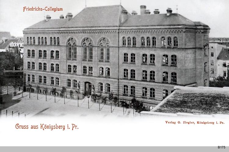 Königsberg, Friedrichs-Collegium