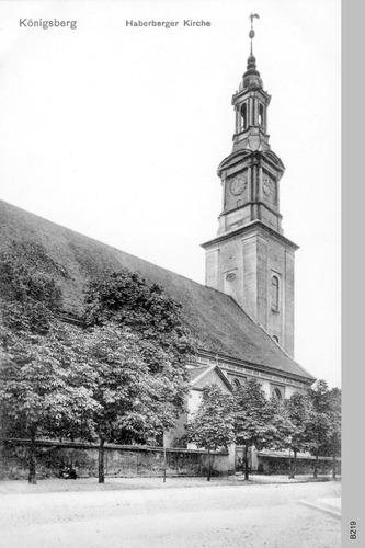 Königsberg, Haberberger Kirche