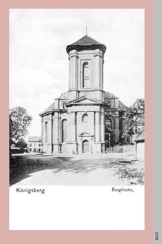 Königsberg, Burgkirche