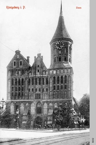 Königsberg, Dom