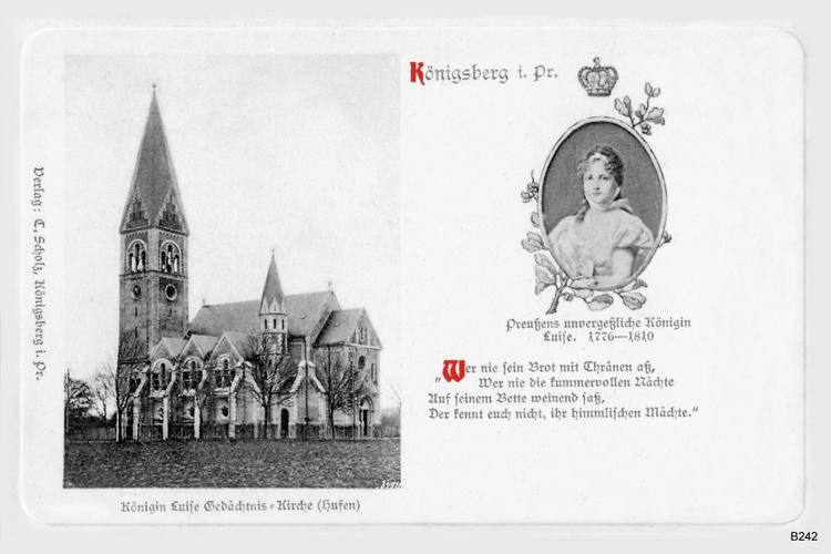 Königsberg, Luisenkirche