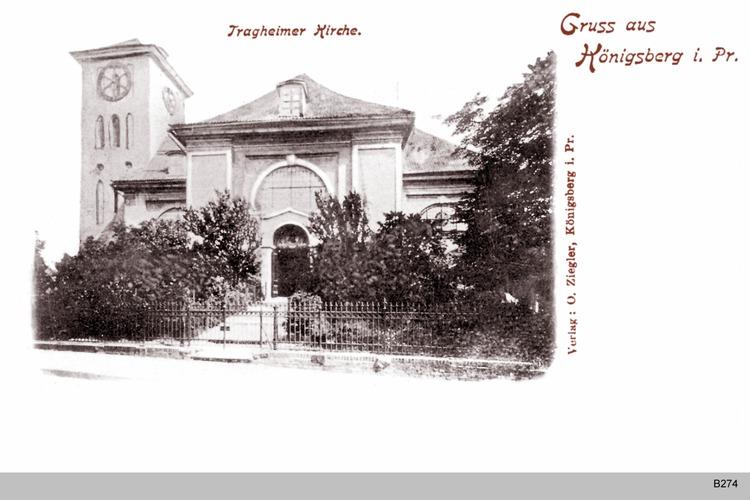 Königsberg, Tragheimer Kirche