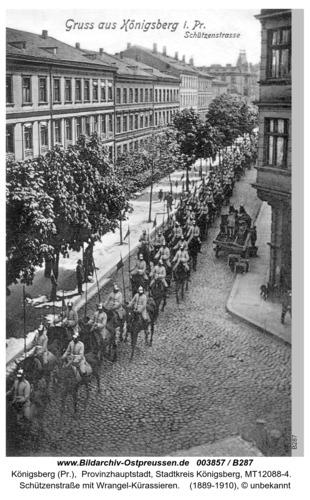 Königsberg, Schützenstraße