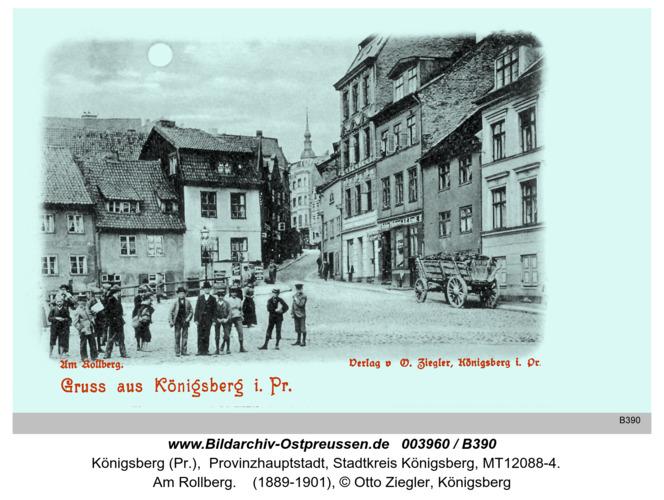 Königsberg, Am Rollberg