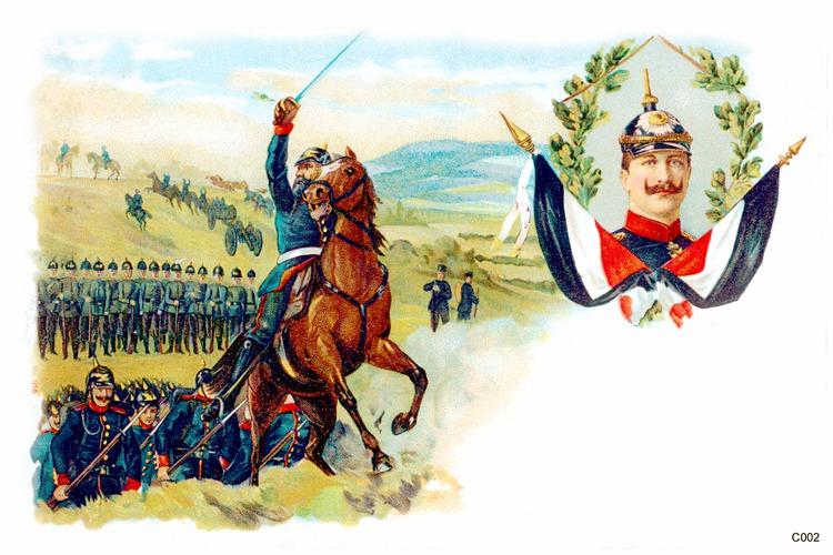 Königsberg, Soldaten-Kaiser
