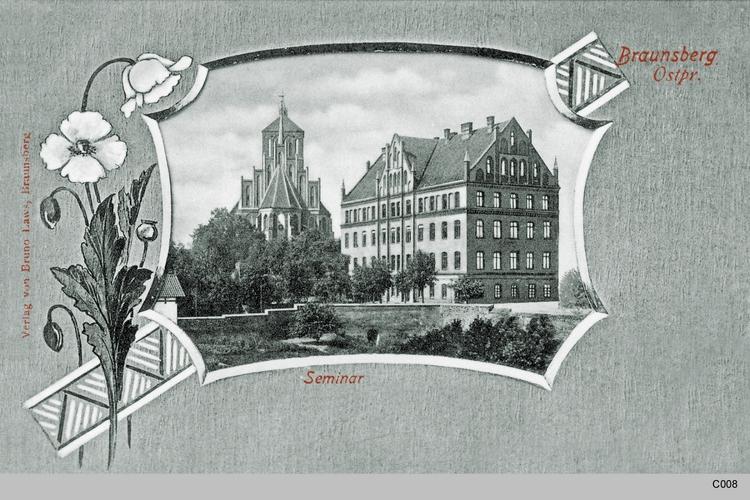 Braunsberg, Seminar
