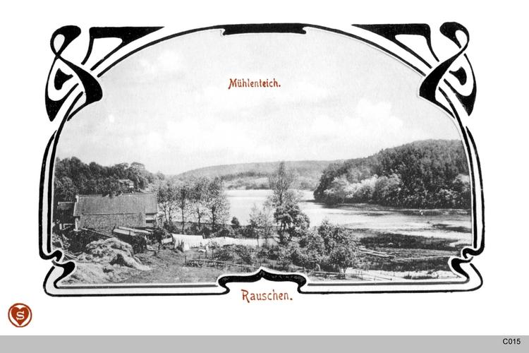 Rauschen, Mühlenteich