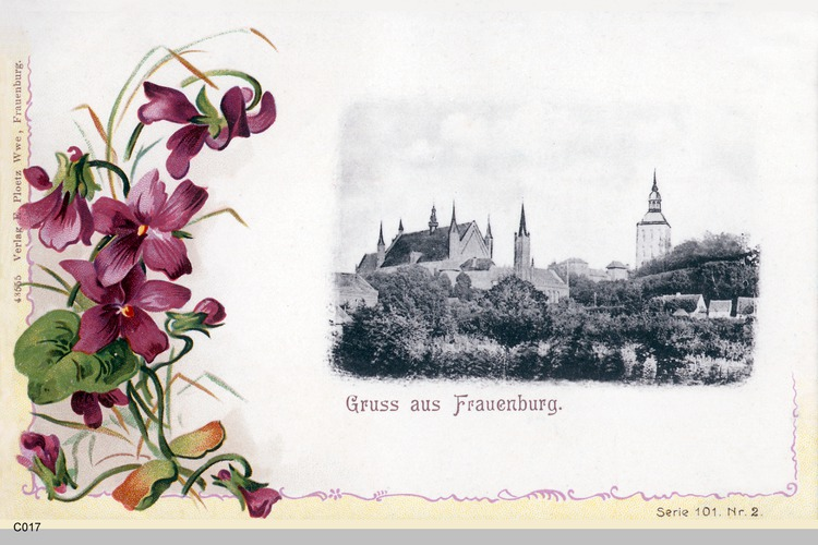 Frauenburg, Panorama