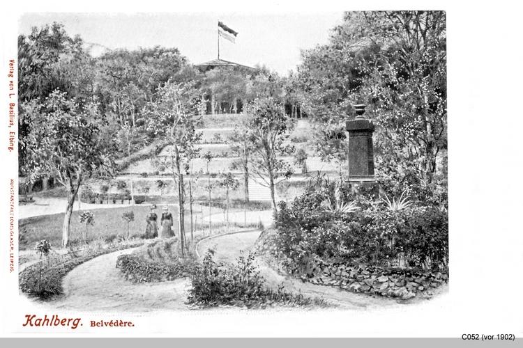 Kahlberg, Belvedere