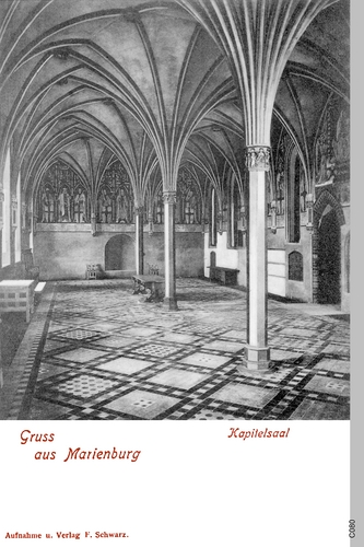 Marienburg, Kapitelsaal