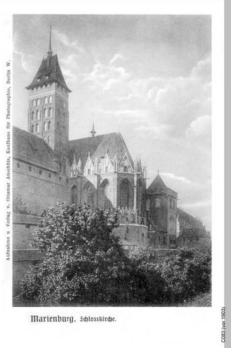 Marienburg, Schloßkirche