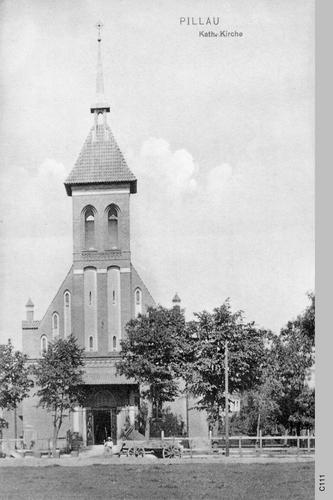 Pillau, Alt-Pillau, Katholische Kirche