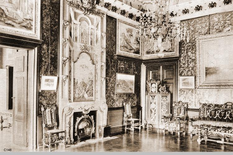 Königsberg, Schloß, Schwarzer-Adler-Saal