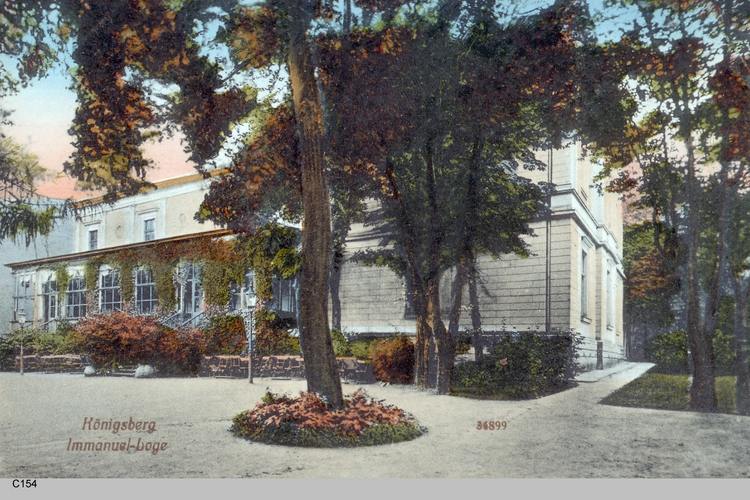 Königsberg, Immanuelloge