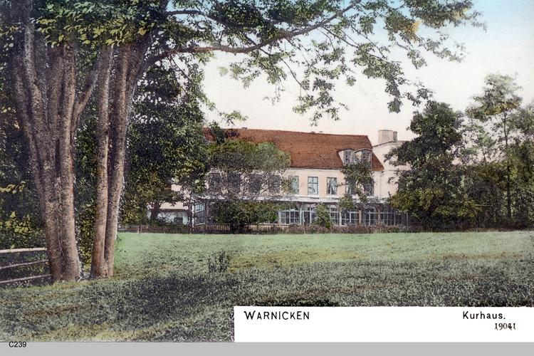 Warnicken, Kurhaus