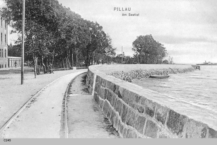 Pillau, Seestadt, Am Seetief
