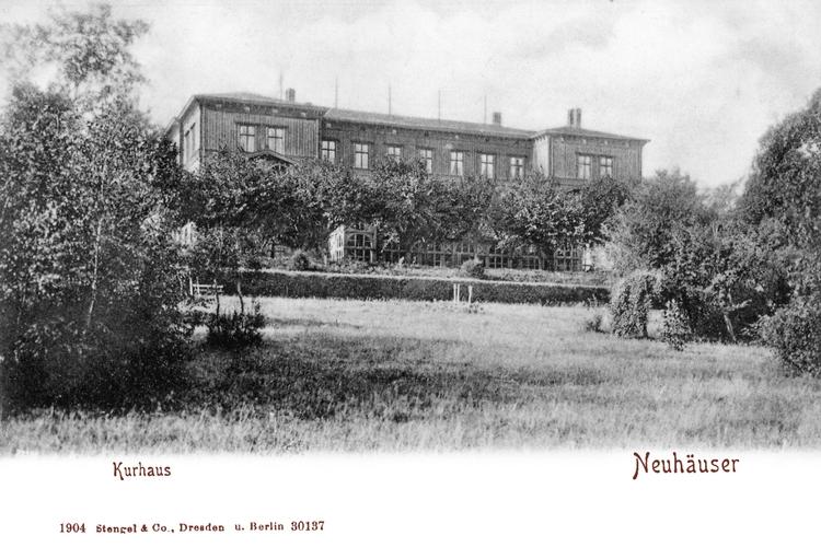 Neuhäuser, Kurhaus